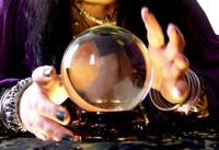How To Conduct Crystal Ball Readings